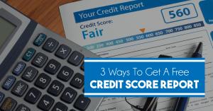 Credit Score Caan Group